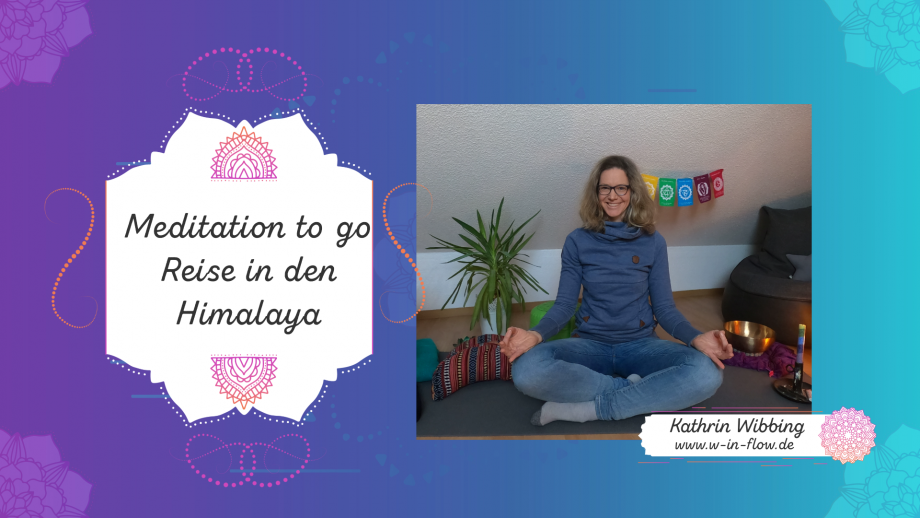 Meditationsabend to go