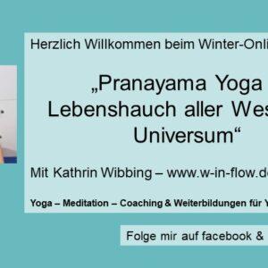 Pranayama Yogastunde